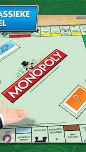 Monopoly bordspel op de iPhone en iPad