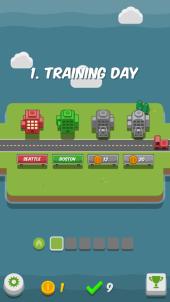 RGB express - puzzel app