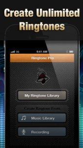 Beltonen Unlimited Pro: App voor Eigen beltonen op je iPhone