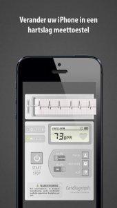 App voor het meten van je hartslag
