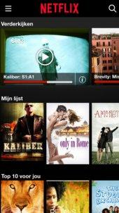 Netflix: On demand films bekijken