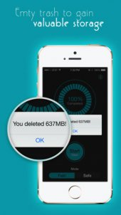 App voor vrijmaken opslagruimte op je iPhone/iPad