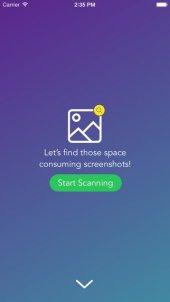 Screeny: App voor verwijderen screenshots