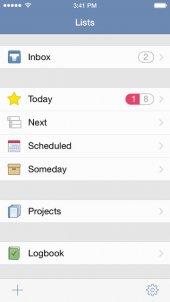 Things: App voor takenlijst