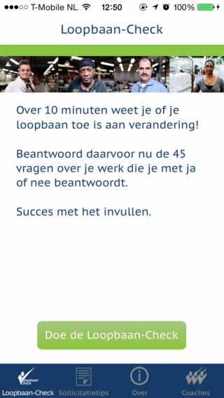 Loopbaan-Check