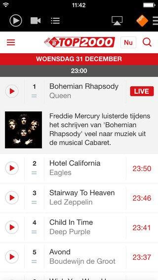 App NPO radio 2
