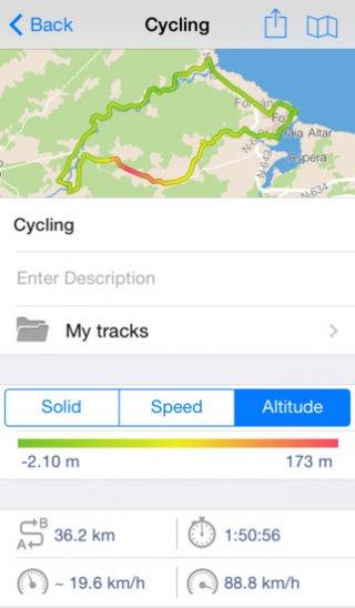 Galileo Pro: Offline kaarten app