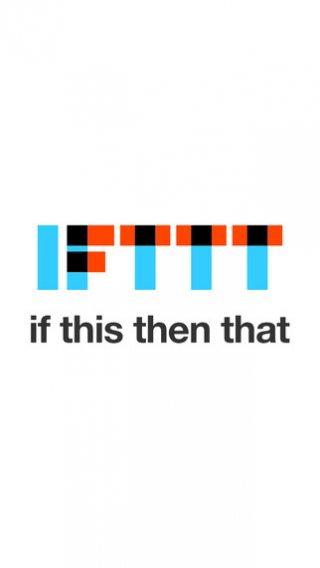 App voor automatische acties: IFTTT