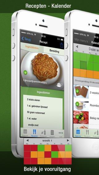 App koolhydraten dieet