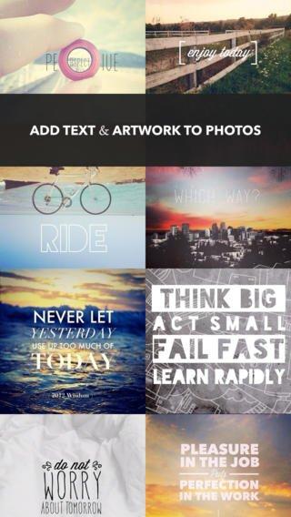 Over: App foto's bewerken