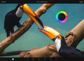 Pixelmator: Foto's bewerken op je iPad