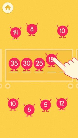 App leert kinderen van 3 tot 7 jaar rekenen