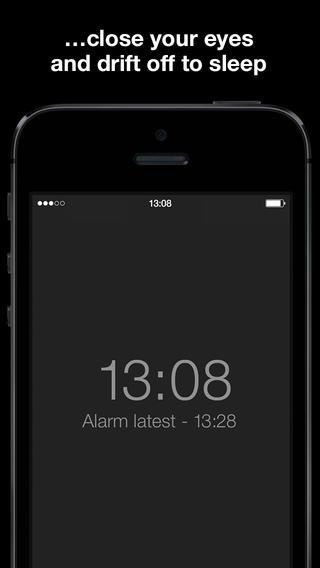 App voor power naps