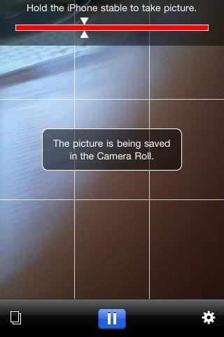 Snappy interactieve camera