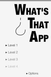 What's that app? screenshot