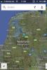 Google Maps app voor IOS